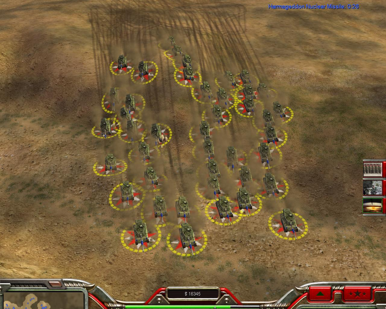 command and conquer generals zero hour infantry general challenge